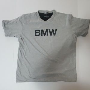 BMW lifestyle shirt double lined t-shirts Small